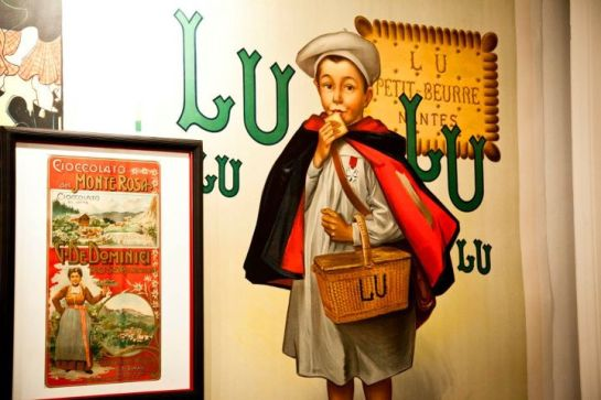 Biscuit Lu Vintage Poster - Antique Posters