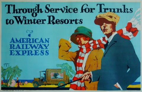 Vintage Railway Posters