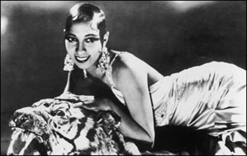 Josephine Baker Night Club Cabaret France