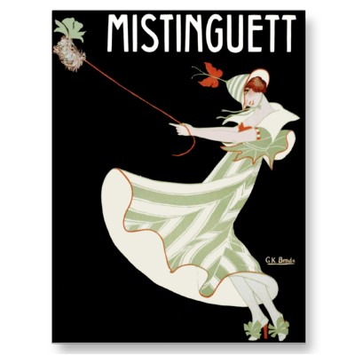 Mistinguett Vintage Cabaret Posters