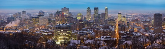 Montreal Tourism Winter
