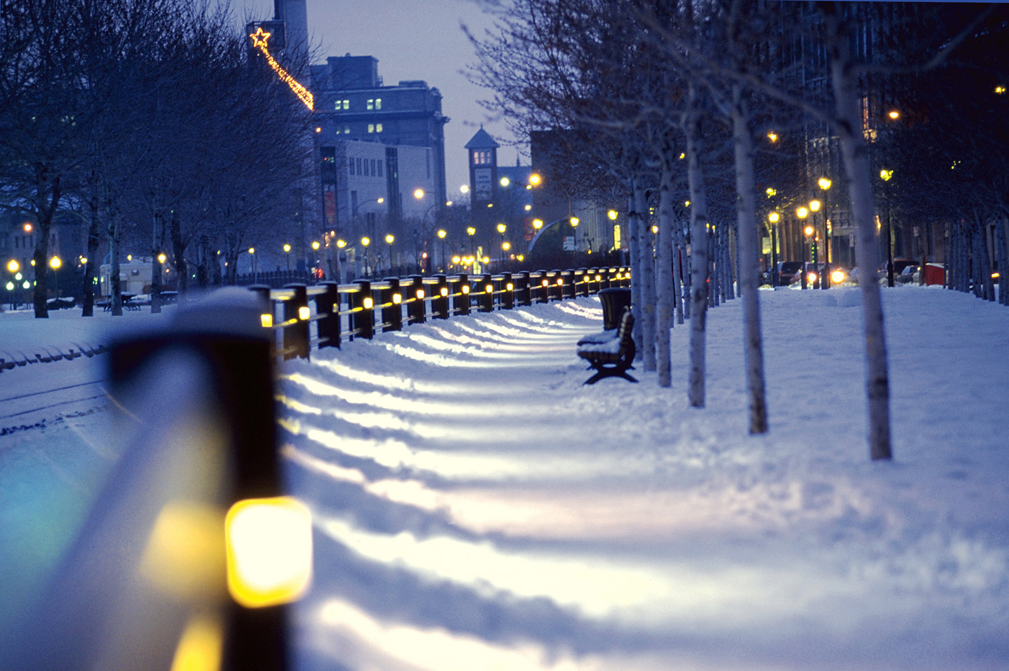 Top 10 most romantic things to do in montreal poster romance for Romantic things to do in nyc winter