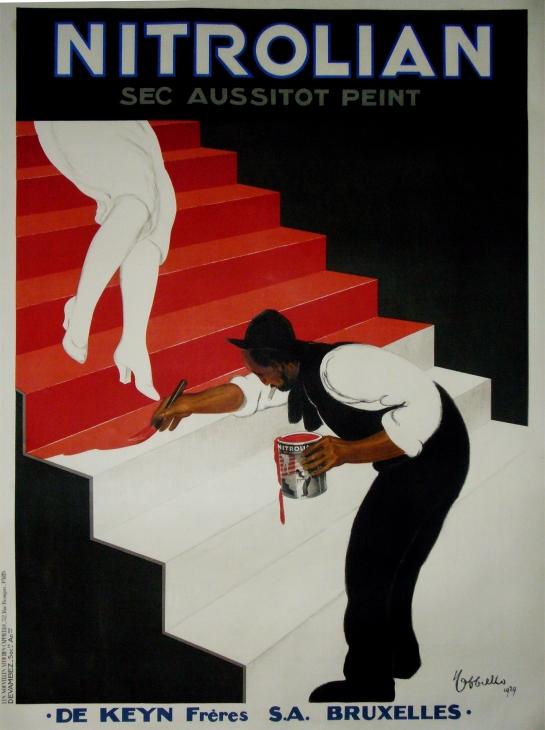 Nitrolian Cappiello Vintage Posters