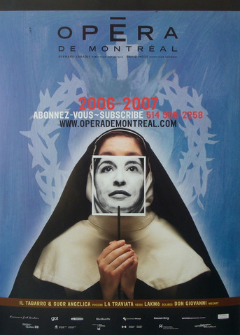 The montreal opera tourism