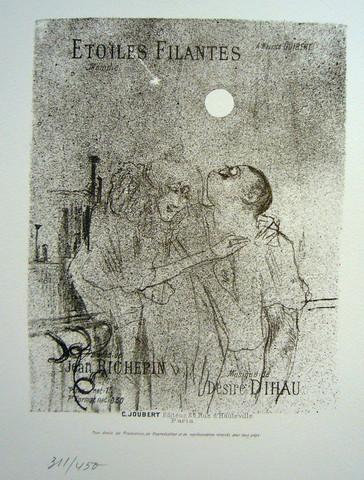 Toulouse Lautrec Vintage Poster