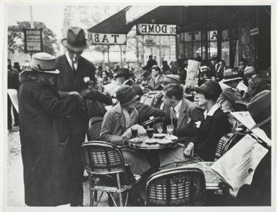 Paris circa 1925