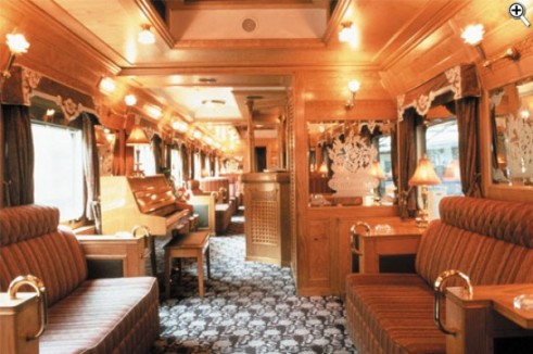 The Orient Express Train Luxyrious travel