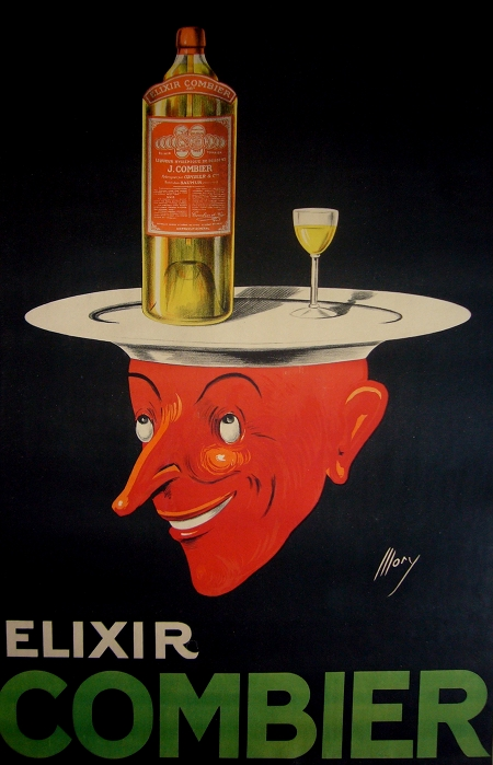 Elixir Combier by Mory