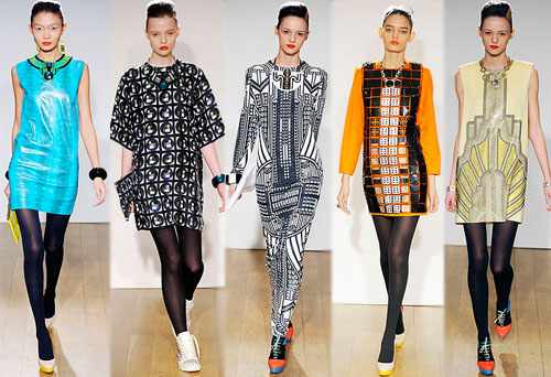 Holly Fulton Fashion