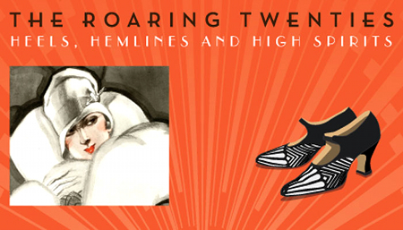 RoaringTwenties at the Bata Museum Toronto
