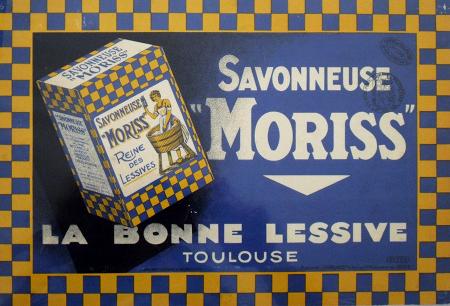 Savonneuse Moriss Tin