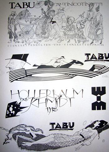 Julius Klinger Typography