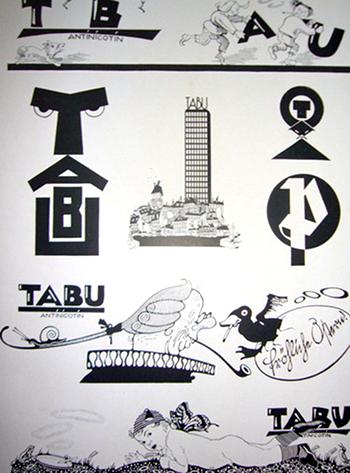 Klinger German Jewish Artist Typography