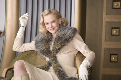 The Golden Compass Nicole Coat Seated Retro Fashion