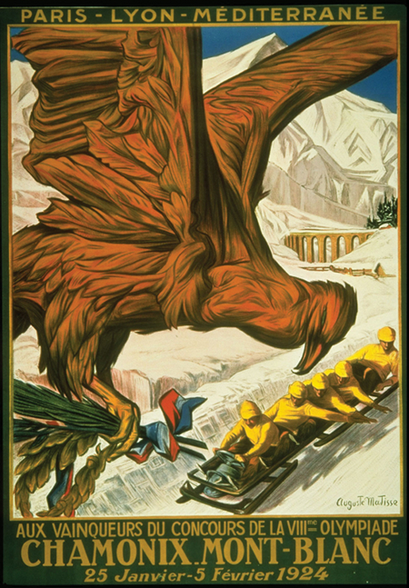 Chamomix, 1924