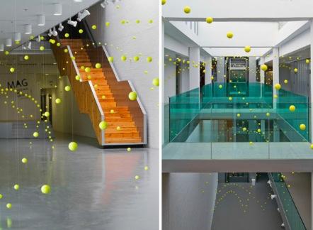 Ana Soler Tennis Balls