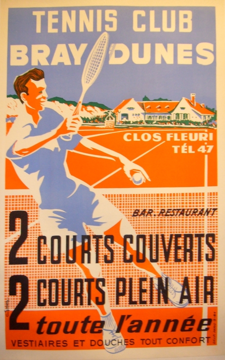 Tennis Club, Bray Dunes