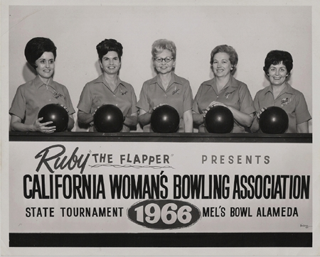 Vintage Bowling 1966