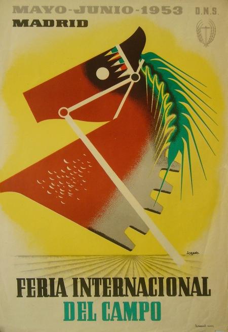 feria-internacional-del-campo-1953-horse