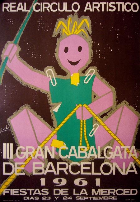 III-gran-cabalgata-de-barcelona-1961-vintage-poster-blog
