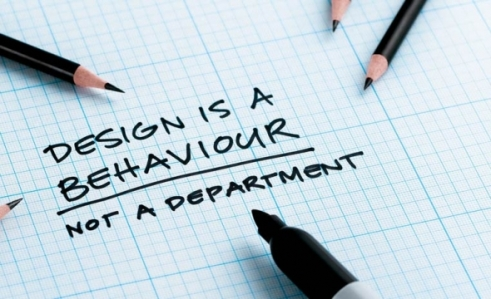 design is a behaviour