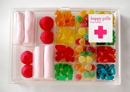 Happy Pills by Design Milk
