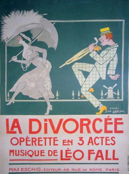 La Divorcee - Dorival