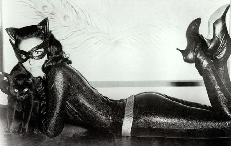 Lee Merriweather as Catwoman