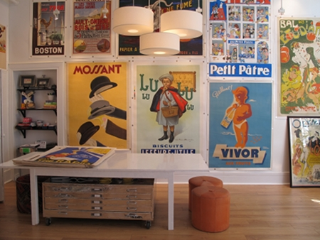 Vintage Poster Gallery