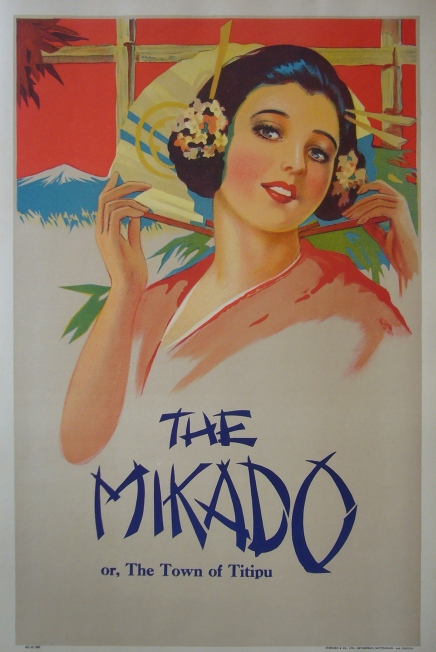The Mikado - Gilbert & Sullivan Play