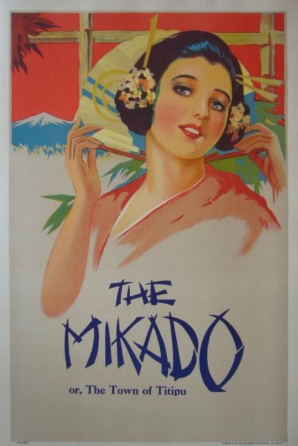 The Mikado - Gilbert & Sullivan Play