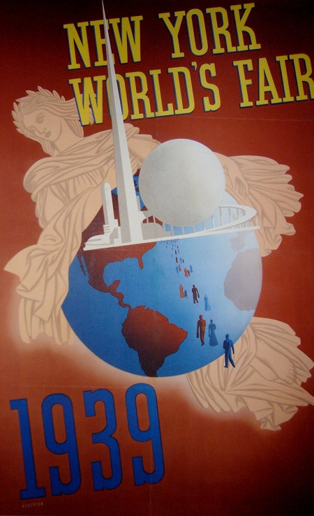 1939 New York World's Fair - Atherton