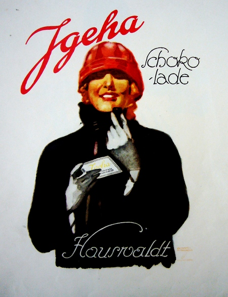 Igeha Schokolade - Hohlwein