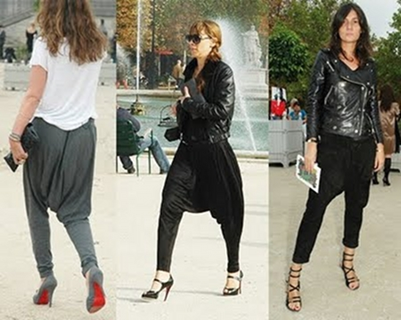Harem Pants Trend