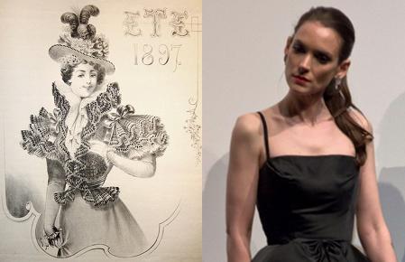 Été 1897, Winona Ryder