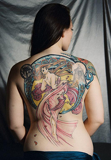 Mucha - Tattoo