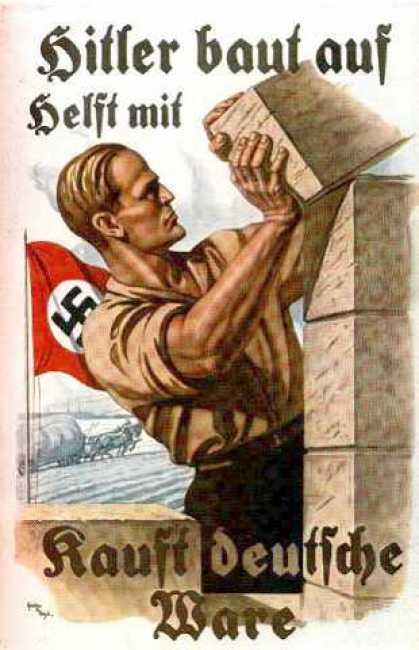 nazi-poster