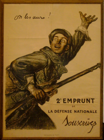 On les aura (1915) - Faivre