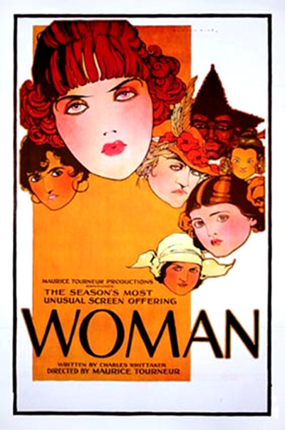 Woman (1918) - Burton Rice