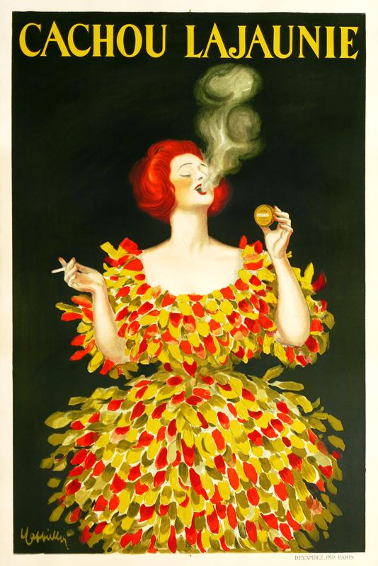 Art Deco Poster by Cappiello!