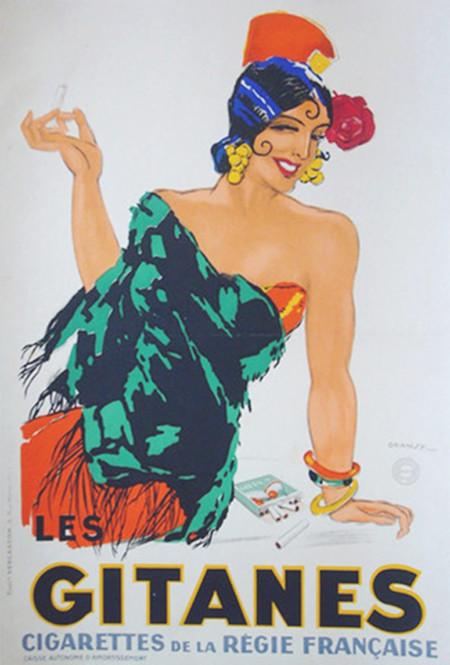 Gitanes Cigarettes (1931) - Dransy