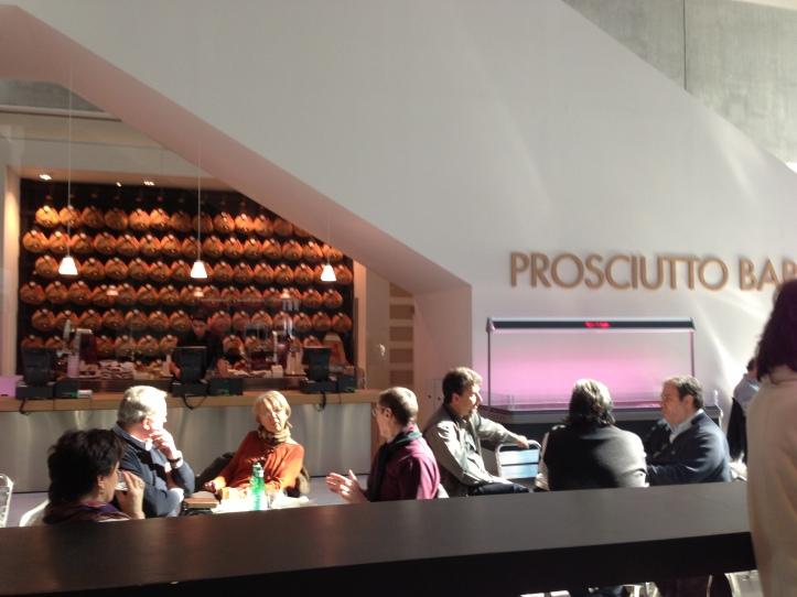 Prosciutto Bar, Parma