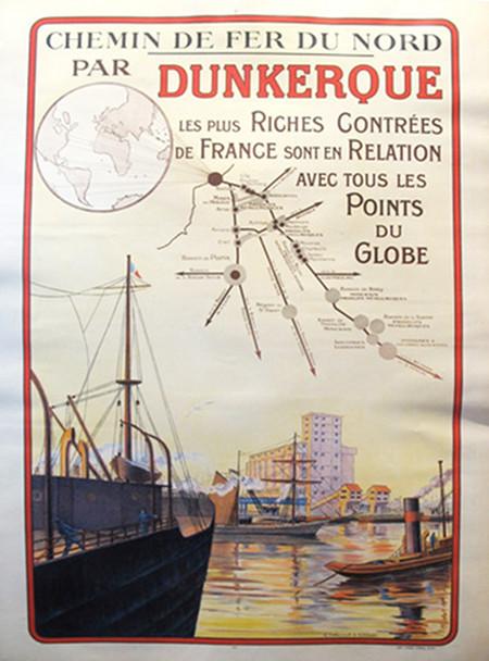 1924 Chemin de Fer du Nord - Delecourt & Urbain