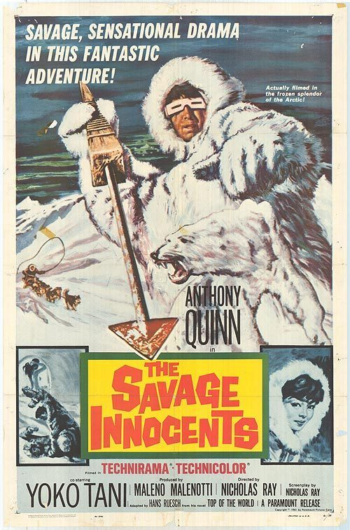 1959 the savage innocents
