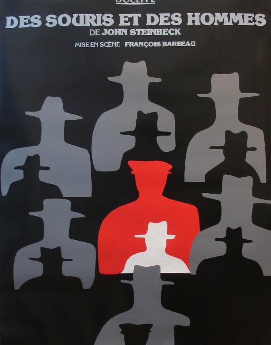 Des Souris et Des Hommes. Vittorio.