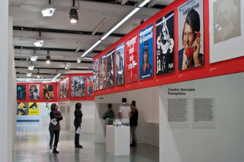 An exhibition at the Museum für Gestaltung in Zurich